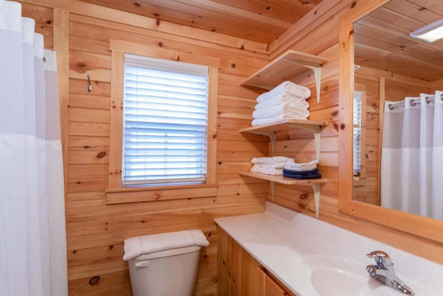 Bathroom of Two Bedroom Cottage