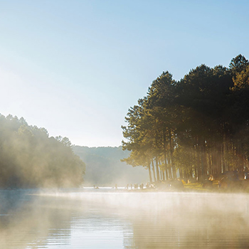 Pine Lake in Sturbridge Massachusetts
